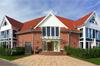 """Unser 4-Sterne-Superior """"Hotel Kolb Lifestyle"""" auf Langeoog kann sich auch von außen sehen lassen."""